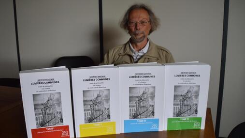 Georges Gastaud présente ses «Lumières communes» contre l'obscurantisme (Voix du nord 5/08/2017)