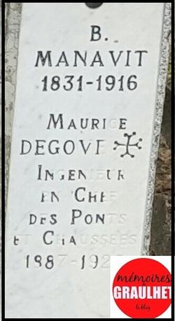 - Maurice DEGOVE