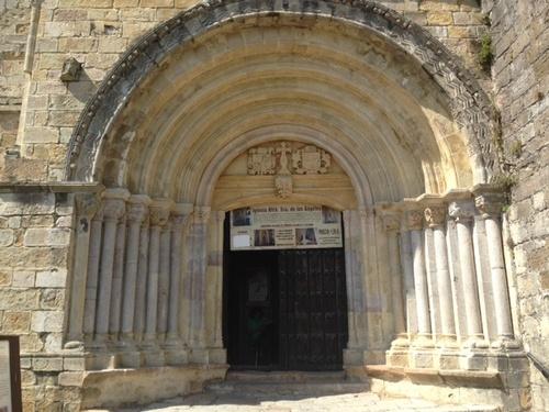 Eglise Santa Marina - San Vicente de la Barca