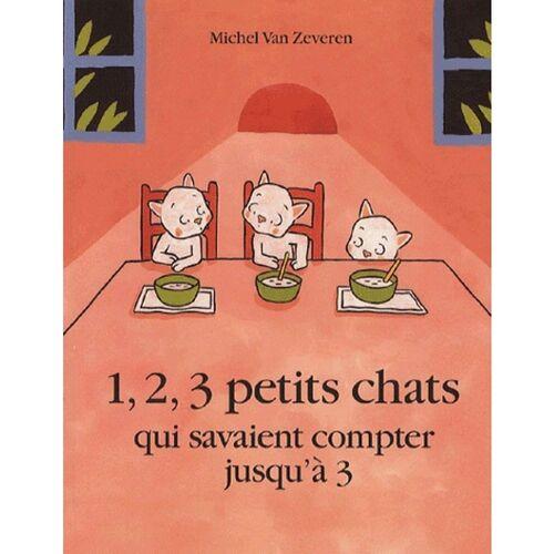 1, 2, 3 petits chats
