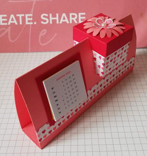 atelier chez Sylvie : les cadeaux....