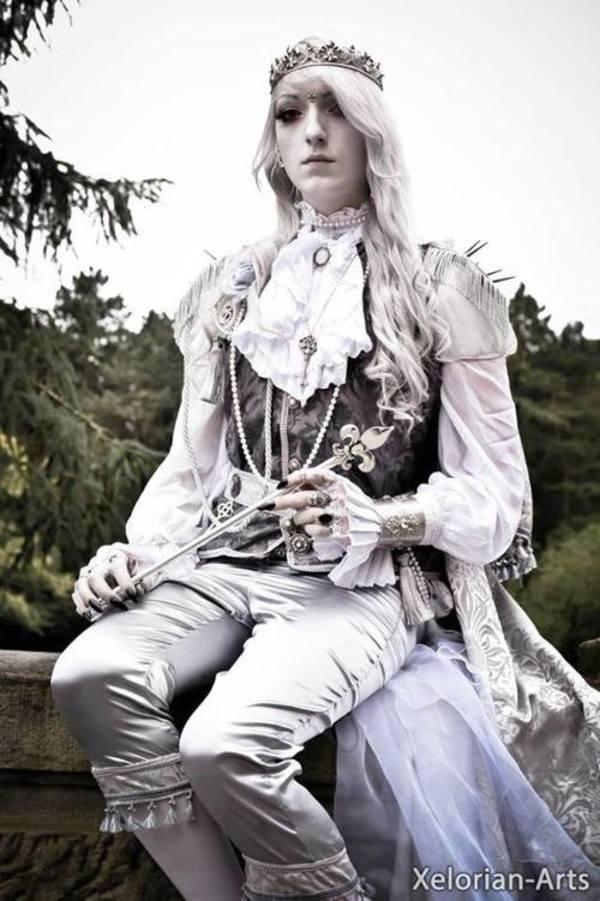 Valentin Van Porcelaine, modèle