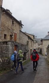 Gaillac d'Aveyron en presque tempête