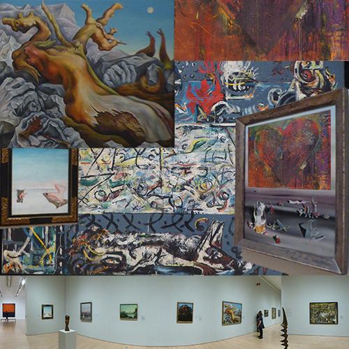 MOMA :  AUTRE VISION DE L'HISTOIRE ET DU MONDE - 4
