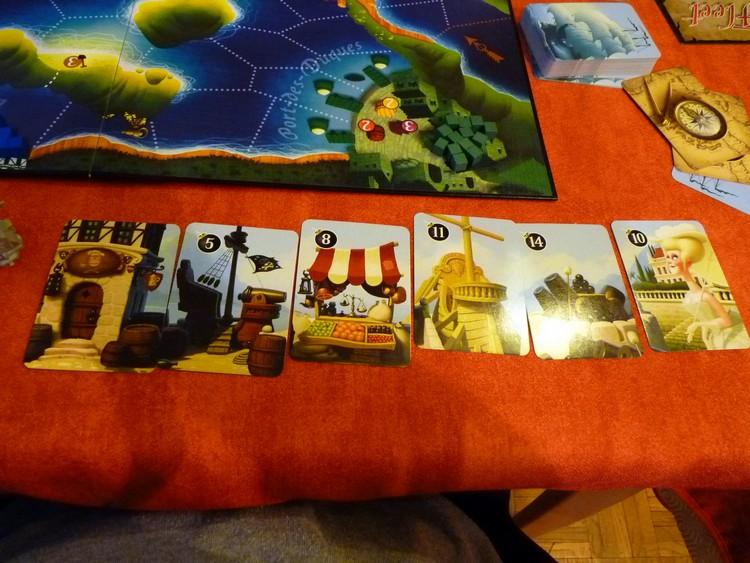 Black Fleet (cartes)