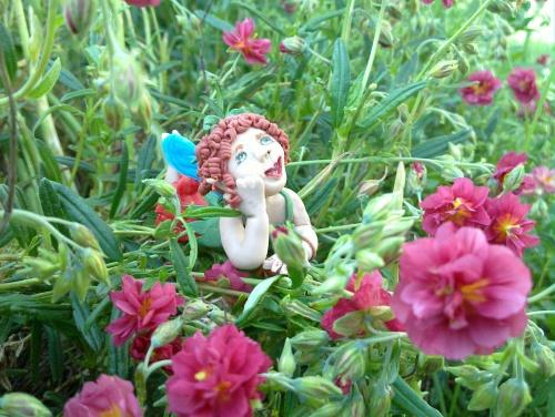 La fée Tulipe prend enfin l'air!