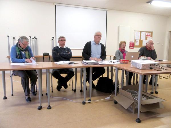 La Société Mycologique du Châtillonnais a tenu son Assemblée Générale 2018
