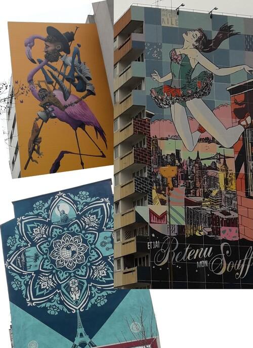 Ballade parisienne à la découverte du « Street Art »