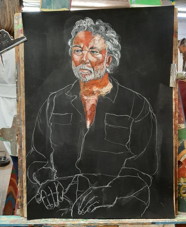 Vendredi - Portrait d'un artiste