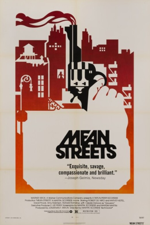 MEAN STREETS BOX OFFICE USA 1973