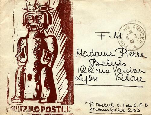 Carte 31 /  08/03/1940