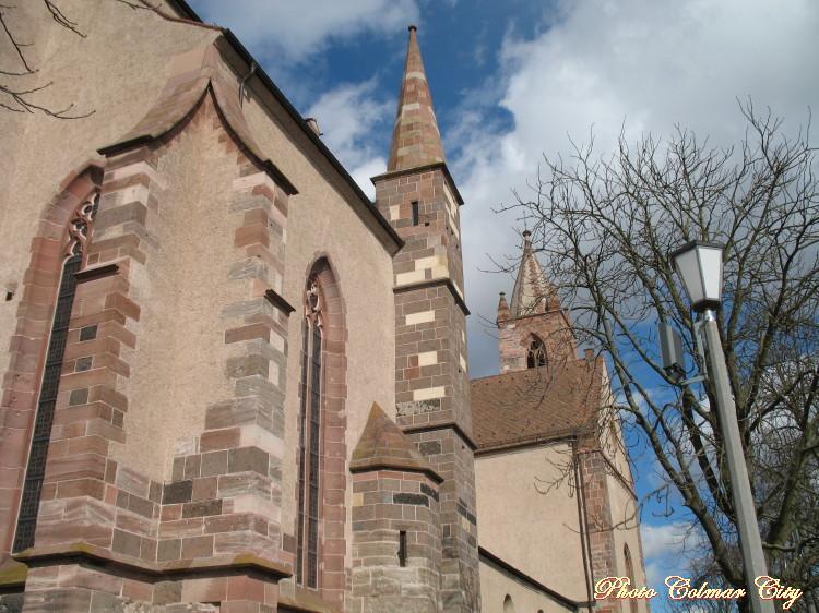 Breisach am Rhein : La collégiale
