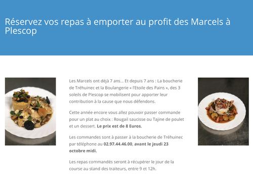 Les Marcels 2019