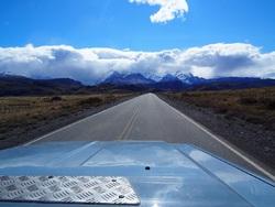 En route pour El Chalten