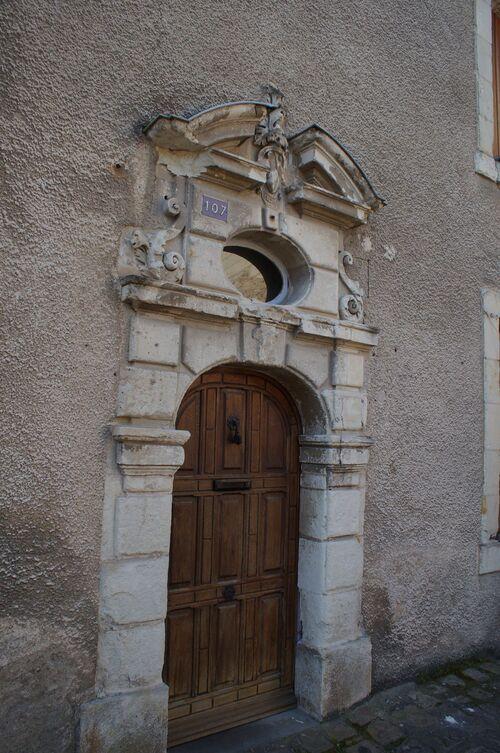 Porte à porte