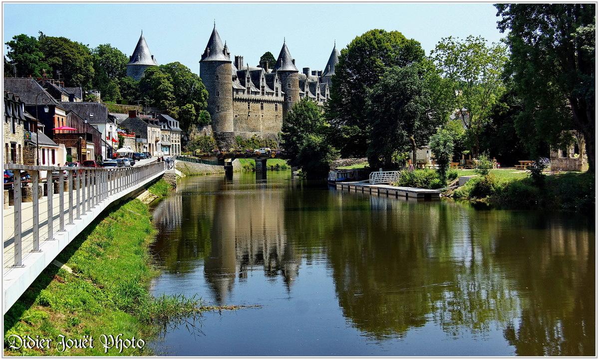 56 . Morbihan - Josselin (1)