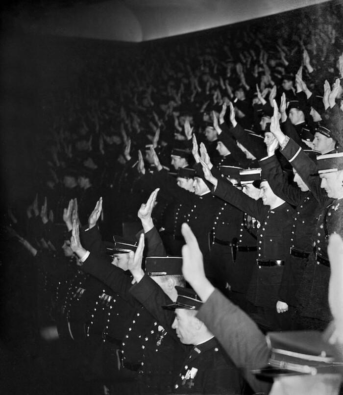 Ne manquez pas le remarquable documentaire  « La Police de Vichy »  par David Korn-Brzoza et Laurent Joly  France 3  Mercredi 19 septembre, 20h55