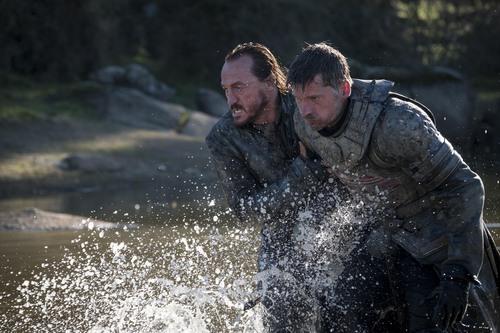 Armures et archers Lannister saison 7