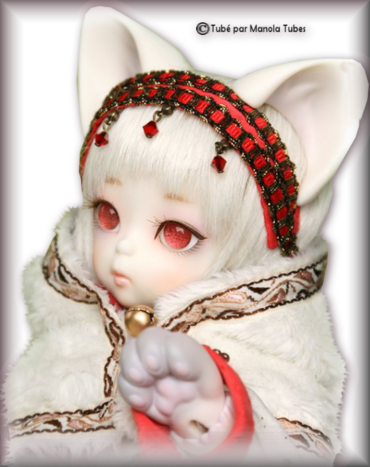 Tubes dolls 2969