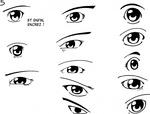 Dessiner les yeux