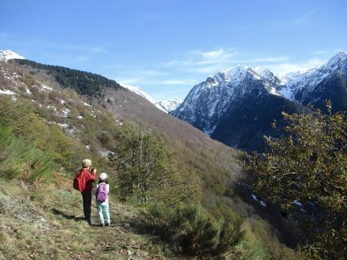 Famille : Sant Joan de Toran- Porcingles (Val d'Aran) - Espagne