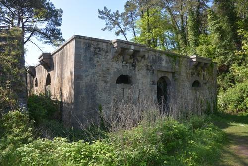 Finistère - batterie Pointe de Morgat