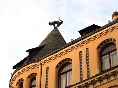 Ma devise en vacances à Riga!