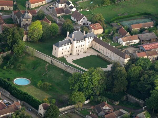 La Côte d'Or à tire d'ailes....De très belles photos aériennes de Jean Ponsignon et Jean-Pascal Dufour