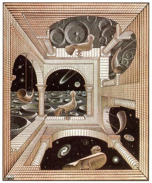 La construction de l'image : La perspective