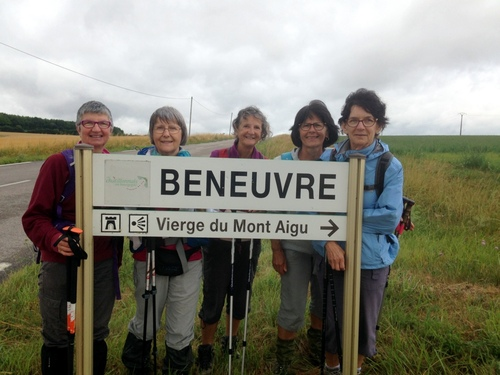 """Beneuvre"" - Mercredi 28 juin 2017"