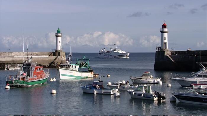 Visite De Belle-Île En Mer