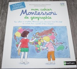 "Kit de la terre ""MONTESSORI"""
