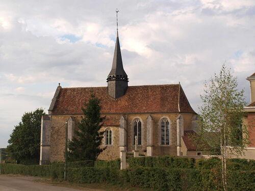 Famille Degousse, Merry-Sec, Coulangeron (89)