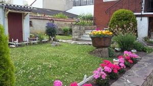 le jardin de ma marraine