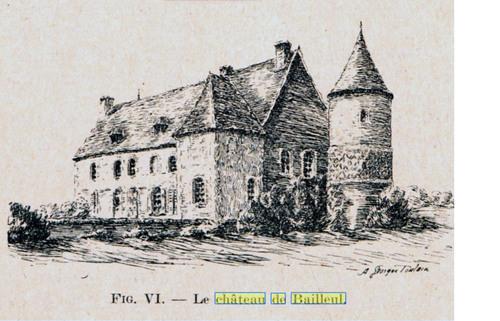 LES REMPARTS DE BAILLEUL (Eure)