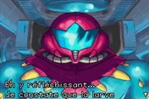 Metroid Fusion #1 Intro