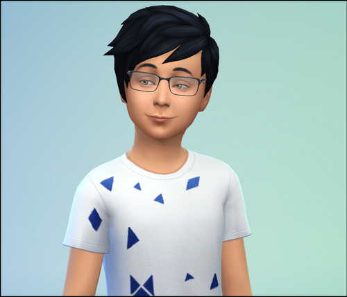 [Sims 4] Famille Sunny