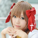 kipi cosplay Fumino Serizawa de Mayoi Neko Overrun!
