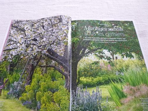 Un jardin dans MJ et MM