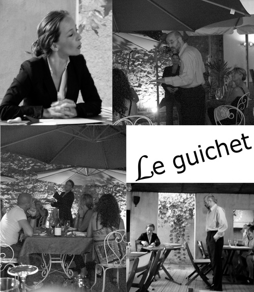 """LE GUICHET"" en Juillet-Août 2011"