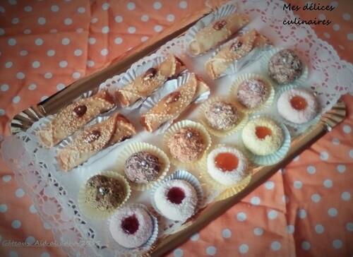 Gâteaux Aïd al adha 2015