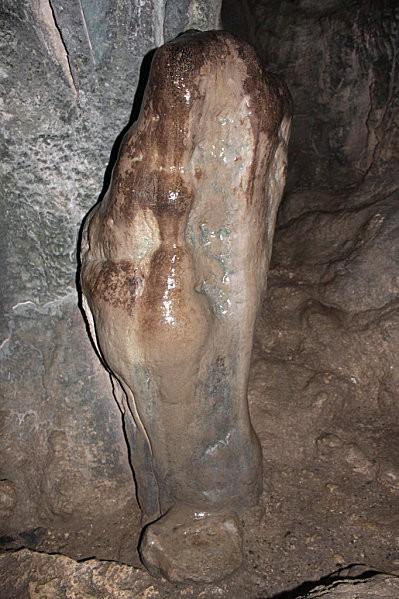 gorges de Kakouetta -44- la grotte