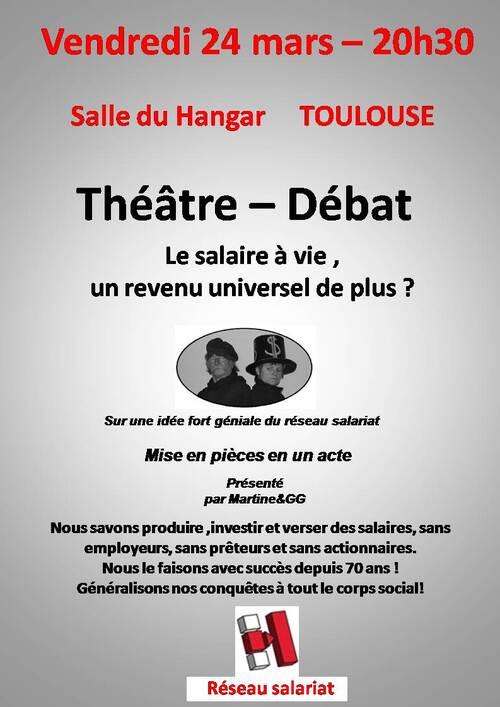 théâtre/débat