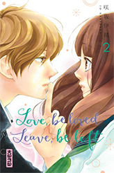 Love, be loved, leave, be left T2 - Io Sakisaka