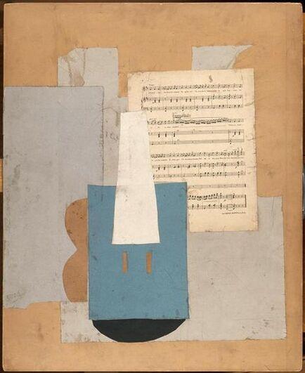 Lorsque Picasso travaillait à Sorgues et à Avignon