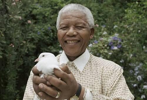 La Paix est en deuil ! R.I.P Nelson Mandela