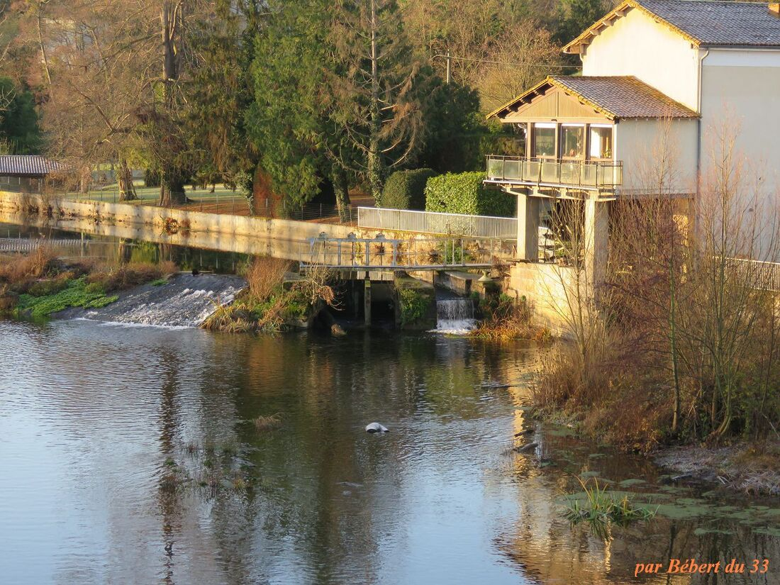 le moulin de Thouars (79)