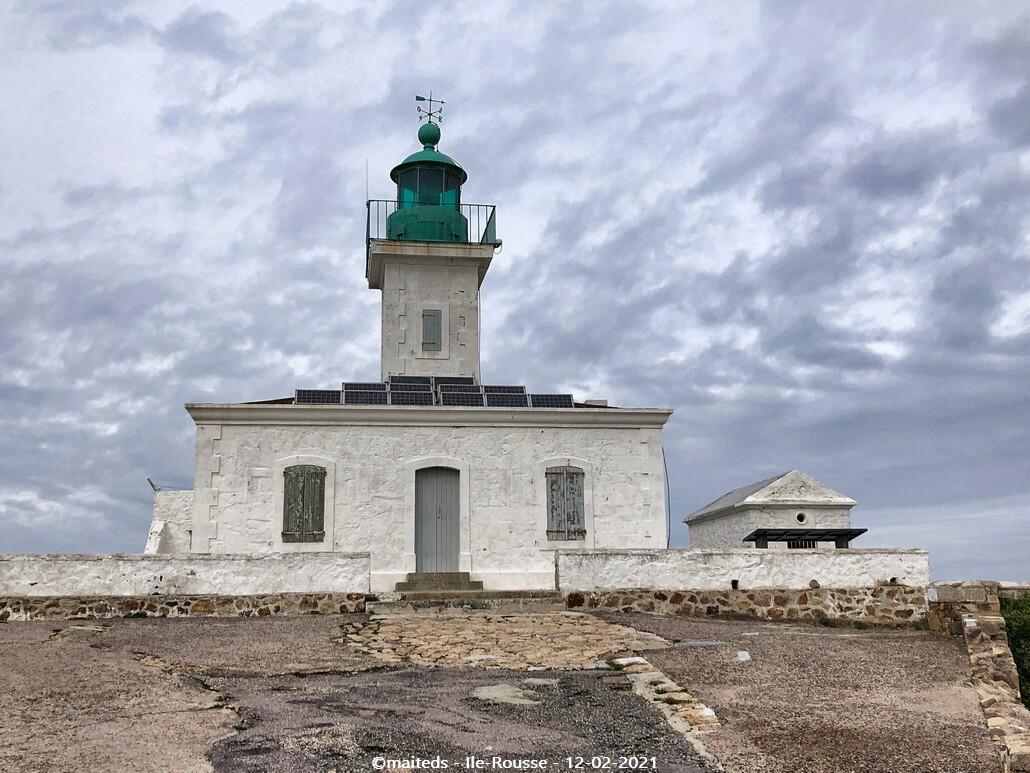 Phare de la Pietra - Ile-Rousse