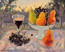 hambourg andré-poires et raisins englesqueville~228~10529