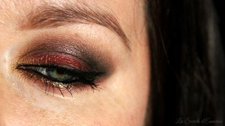 makeup-rouge-noir-or